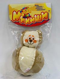 """Набор мячей """"мишка"""", Мякиши"""