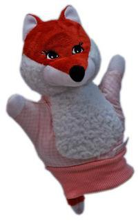 "Игрушка-рукавичка ""лисичка"", Мякиши"