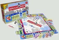 """Настольная экономическая игра """"миллионер-классик"""", Астрель"""
