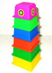 "Пирамидка ""маяк"", Пластмассы"