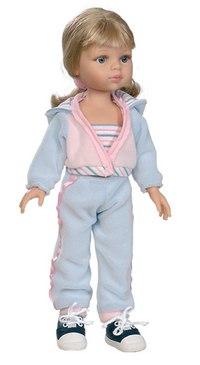 "Кукла спортсменка ""карла"" (32 см), Paola Reina"