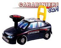 "Машина каталка ""авто карабинеры"", Нордпласт"