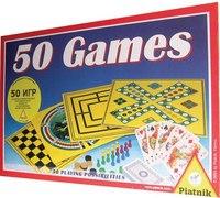 Набор «50 игр», Piatnik