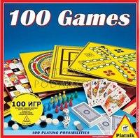 Набор «100 игр», Piatnik
