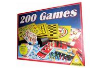 200 игр + шахматы, Piatnik