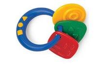 Погремушка - массажер для десен, Tolo Toys (Толо Тойс)