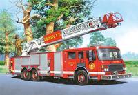 Puzzle-60. midi. в-06359. пожарная команда, Castorland