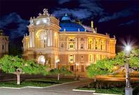 Puzzle-1500. с-150649. оперный театр. одесса, Castorland
