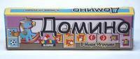 """Домино """"в мире игрушек"""". арт. 00141, Белфарпост"""