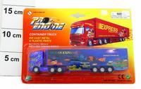"Машина металлическая ""container truck"", Pioneer Toys"