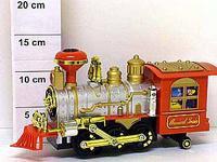 Музыкальный паровоз с дымком, Shenzhen Jingyitian Trade Co., Ltd.