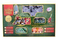 """Железная дорога в наборе """"золотая стрела"""", Play Smart (Joy Toy)"""