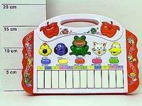 """Музыкальный инструмент на батарейках электроорган """"звуки зоопарка"""", Shenzhen Jingyitian Trade Co., Ltd."""