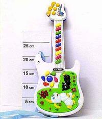 """Музыкальный инструмент на батарейках """"гитара"""", Shenzhen Jingyitian Trade Co., Ltd."""