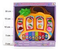 """Игрушка музыкальная на батарейках """"яблоко"""", развивающая, на русском языке, Play Smart (Joy Toy)"""
