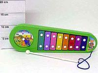 """Инструмент музыкальный """"ксилофон с часами"""", Shenzhen Jingyitian Trade Co., Ltd."""