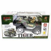 """Радиоуправляемый военный джип """"tiger"""", аккумулятор/адаптер, Shenzhen Jingyitian Trade Co., Ltd."""
