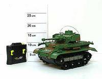 "Радиоуправляемая машина ""танк 757t"", аккумулятор, адаптер. fullfunk. арт. 2042, Shenzhen Jingyitian Trade Co., Ltd."