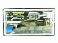 "Радиоуправляемая машина ""танк leopard ii"", адаптер. fullfunk. арт. 3809, Shenzhen Jingyitian Trade Co., Ltd."