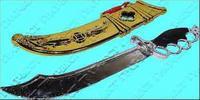 Меч, 42 см. позолоченные ножны. арт. в2734, Shenzhen Jingyitian Trade Co., Ltd.