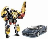 "Робот-трансформер ""jaguar xj220"". арт. 53020, Happy Well"