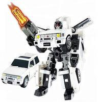 "Робот-трансформер "" mitsubishi pajero"". арт. 52020, Happy Well"