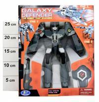Робот-трансформер galaxy defender. аэробот. арт. 20781, Happy Well