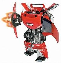 "Робот-трансформер ""mitsubishi evolution vii"", Happy Well"