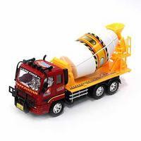 Инерционная машина. грузовик с бетономешалкой. арт. 1961-02, Shenzhen Jingyitian Trade Co., Ltd.