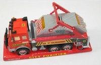 """Инерционный грузовик """"мусоровоз"""", Shantou Gepai"""
