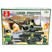 """Конструктор """"танк"""", 258 деталей, SLUBAN"""