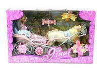 "Кукла ""jinni"". золушка в карете, Shenzhen Jingyitian Trade Co., Ltd."