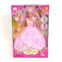 Кукла defa. люси в бальном платье, Shenzhen Jingyitian Trade Co., Ltd.
