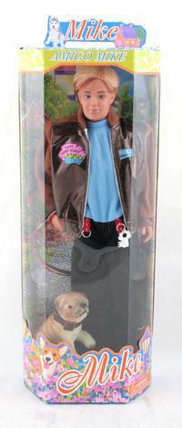 Кукла amigo mike с собакой, Shenzhen Jingyitian Trade Co., Ltd.