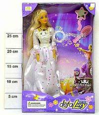Кукла defa. принцесса, 29,5 см. арт. 20961, Shenzhen Jingyitian Trade Co., Ltd.