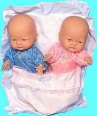 "Пупсы ""sweet baby"", в конверте, Shenzhen Jingyitian Trade Co., Ltd."