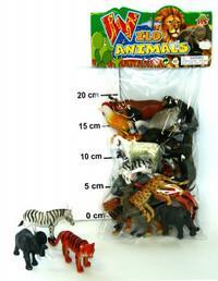 """Набор зверей """"дикие и домашние"""", Shenzhen Jingyitian Trade Co., Ltd."""