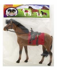 Лошадь с седлом и уздечкой. арт. 24/25/39, Bondibon (Бондибон)