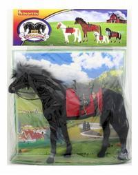 Лошадь с седлом и уздечкой. арт. 3014, Bondibon (Бондибон)