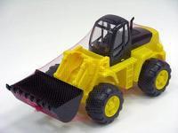 Трактор-погрузчик, Полесье