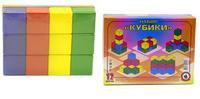 Кубики (12 элементов), Русский стиль