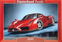 Puzzle-500. феррари enzo, Castorland