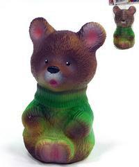 Медвежонок медвежка, Огонек
