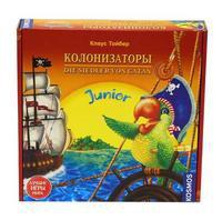 """Настольная игра """"колонизаторы. юниор"""", Hobby games"""