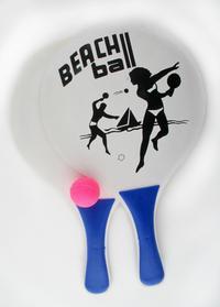 Набор для пляжного тенниса (2 ракетки + мяч), Shenzhen Jingyitian Trade Co., Ltd.