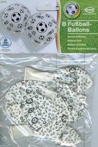 """8 шариков с рисунком """"футбол"""", Everts"""