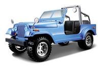 Автомобиль jeep wrangler, Bburago (Ббураго)