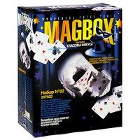 Фокусы. набор №22. волшебная сила помогает разложить карты в нужном порядке, MAGBOX / Эльфмаркет