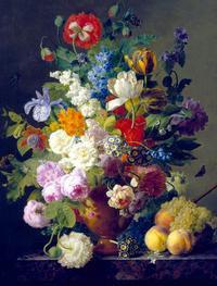 """Пазл """"ваза с цветами. ван даель"""", 1000 элементов, Clementoni"""