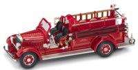 Коллекционная модель. пожарная машина mack type 75bx, Yat Ming